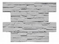 Декоративная бетонная панель